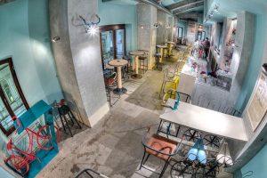 small restaurant interior design