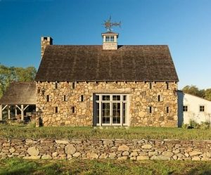 barns converted into homes