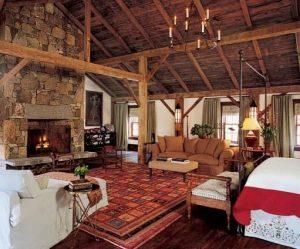 barns into homes