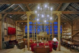 barn converted to house