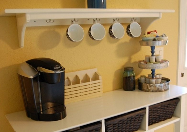 Best Coffee Station Ideas for Your Coffee Bar Design Inspiration