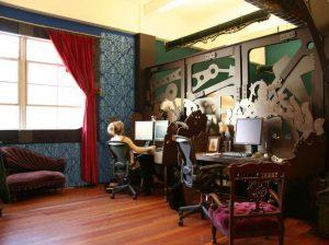 steampunk furniture for sale