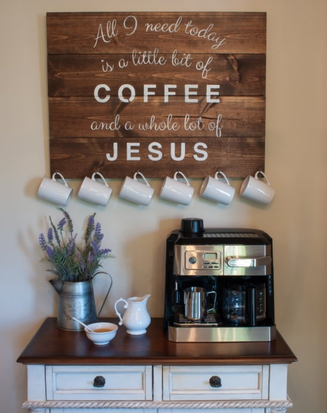 23 Brew-ti-fully Designed Coffee Station Ideas - Don Pedro on coffee house kitchen design ideas, kitchen fridge ideas, kitchen coffee center ideas, kitchen decor coffee house, coffee themed kitchen ideas, coffee bar ideas, kitchen wine station, kitchen couch ideas, kitchen buffet ideas, kitchen bookshelf ideas, kitchen baking station, kitchen library ideas, kitchen beverage station, martha stewart kitchen ideas, country living 500 kitchen ideas, great kitchen ideas, kitchen bathroom ideas, kitchen designs country living, coffee break set up ideas, kitchen cabinets,