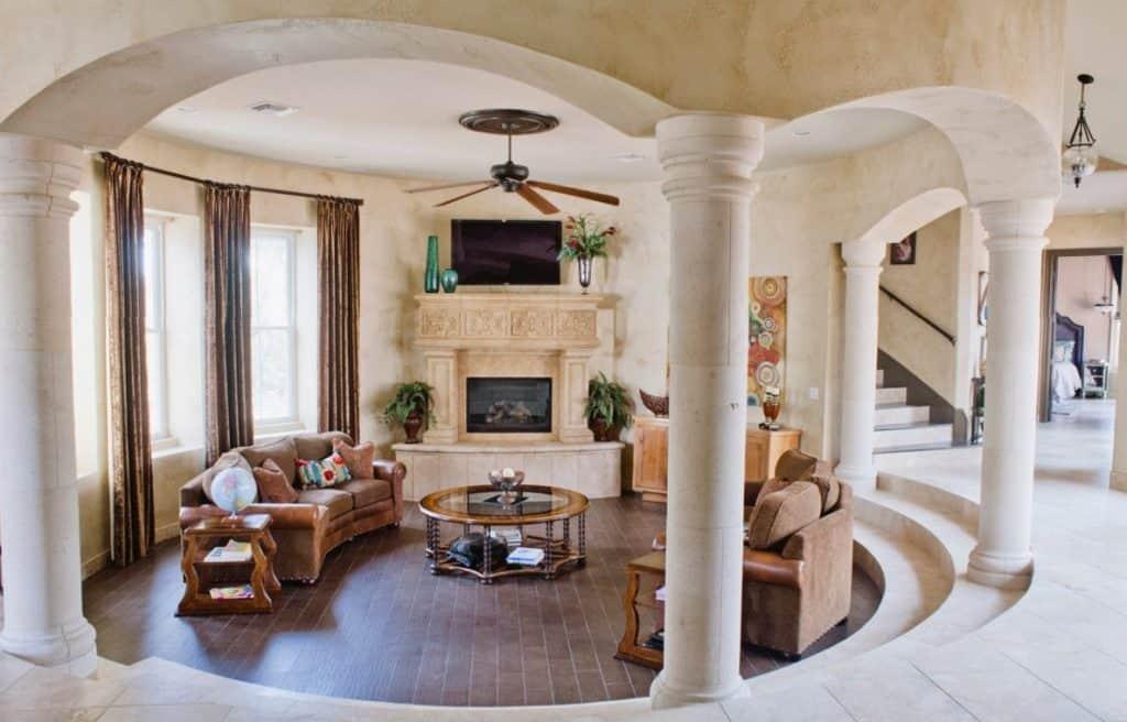Vibrant Living Room Colors