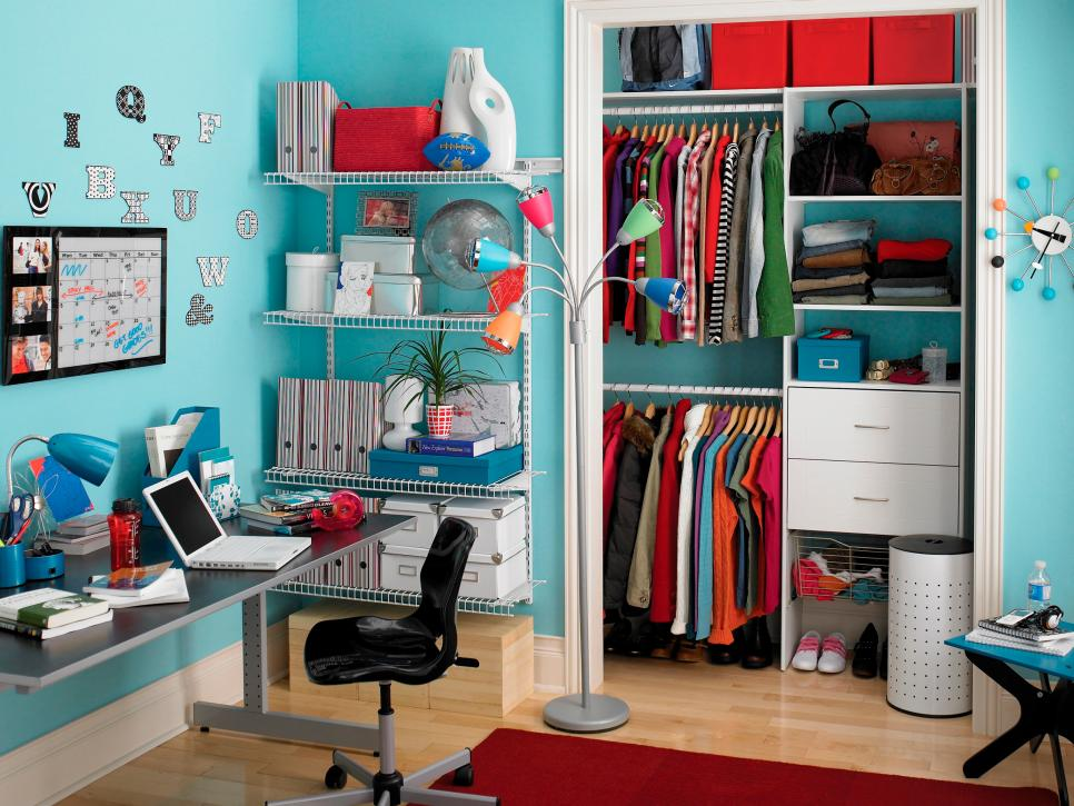 Reach In Closet Ideas