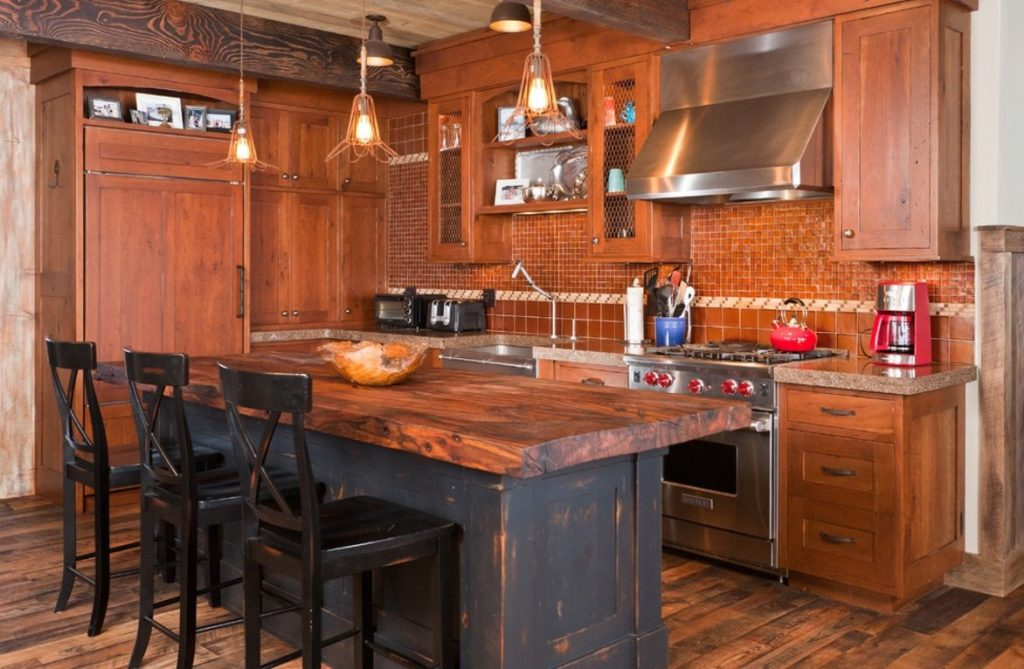 rustic laminate countertops & 30 Rustic Countertops That Will Make Your Home Cozier and Comfier