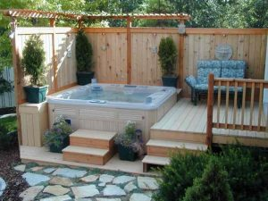 outdoor jacuzzi costco