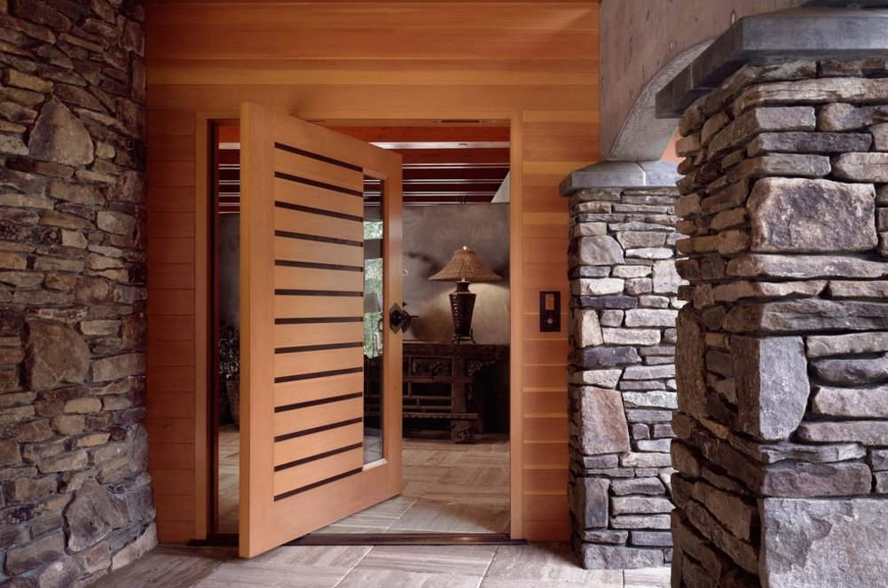Pivot Doors & 19 Most Common Door Types You Probably Didnu0027t Know