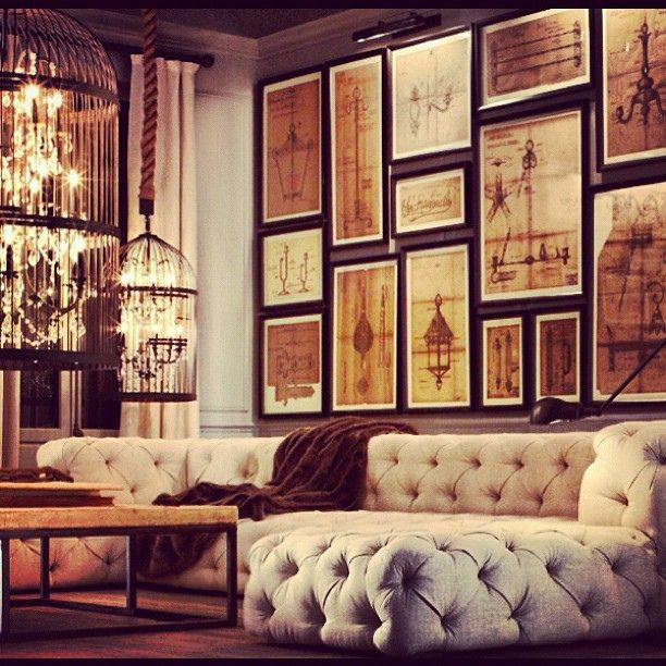12 simple ways to add steampunk style to your bedroom - Home interior decoration ideas ...