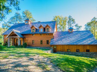 Barn Conversions - Scotch Ridge Heritagebarns Aftr