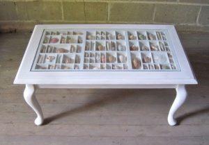 Nice Showcase Glass Coffee Table