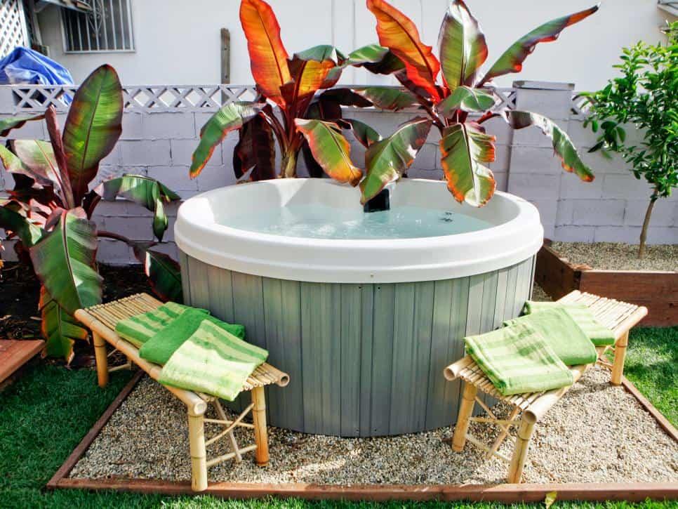 outdoor spa ontario