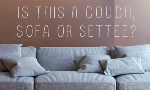 The Difference Between Couch and Sofa Explained, Just In Case You Didn't Know
