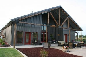 Incroyable Advantages Of Metal Buildings With Living Quarters