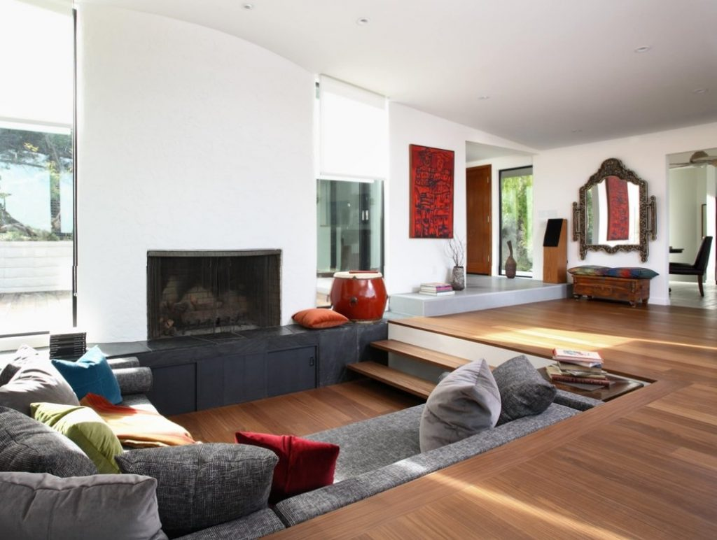 living room houzz 19 best sunken living room design ideas you d wish to own 10949