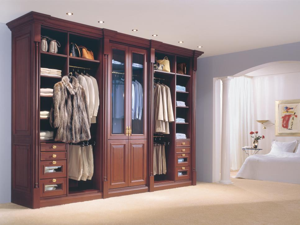 walk in wardrobe ideas