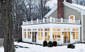 diy sunroom