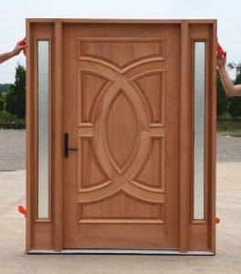 door handle types