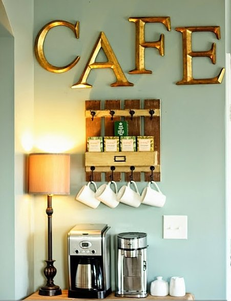 coffee bar accessories