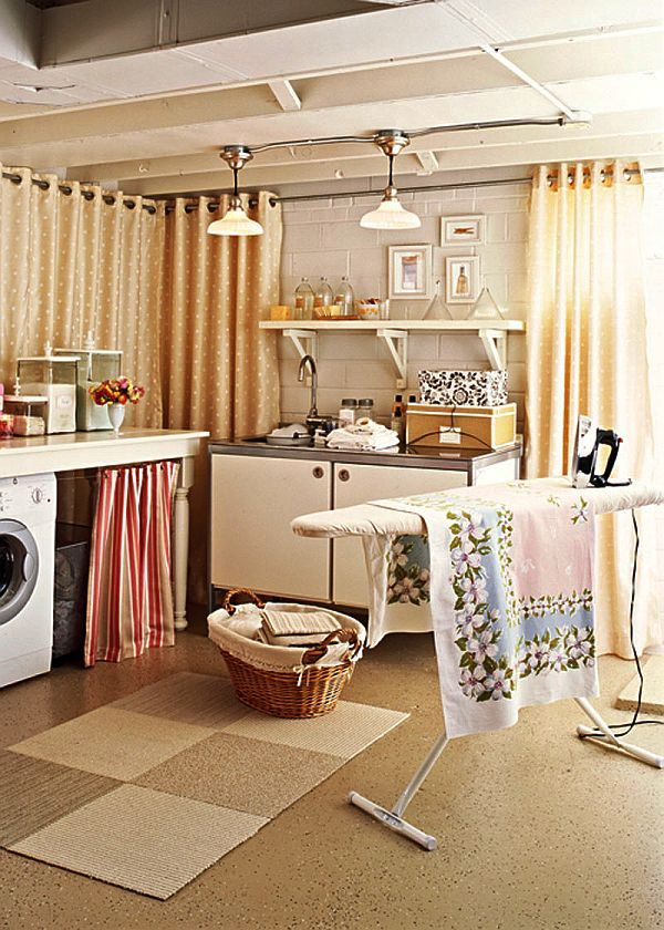 Basement Laundry Room Design Remodel And Makeover Ideas Unique Basement Laundry Room Makeover Ideas Decor