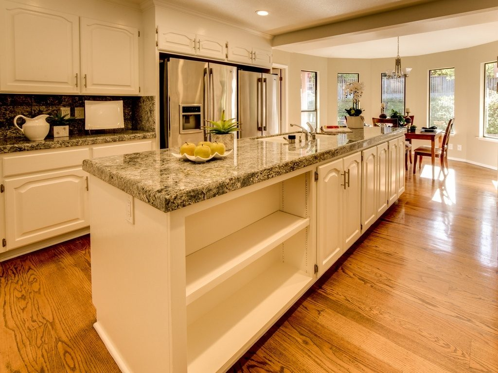 Charming Kitchen Design Ideas White Cabinets