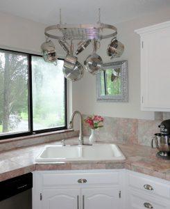 Corner Kitchen Sinks With Staggering Corner Kitchen Sink Design Ideas For  Fascinating Corner Kitchen Sinks