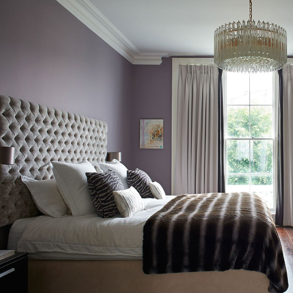 25 Attractive Purple Bedroom Design Ideas You Must Know