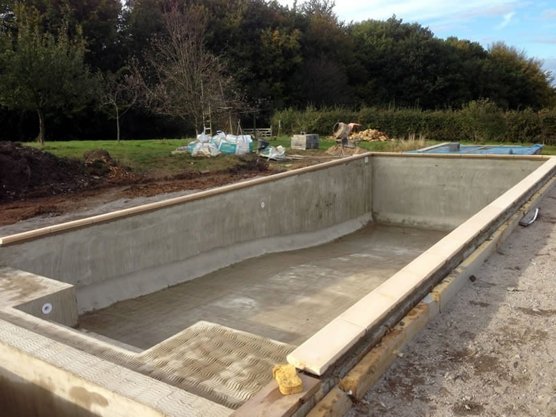 Building A Concrete Pool : Luxury swimming pool designs to revitalize your eyes