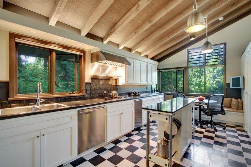 best one wall kitchen layout