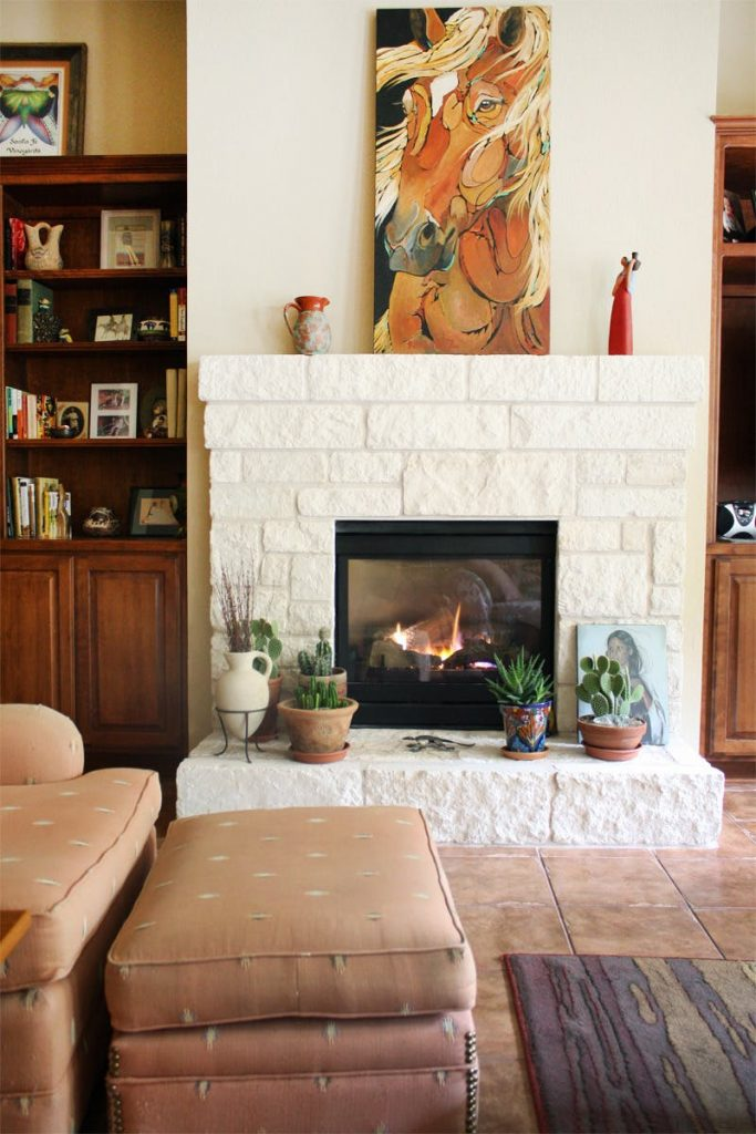 Beau Fireplace Tile Ideas