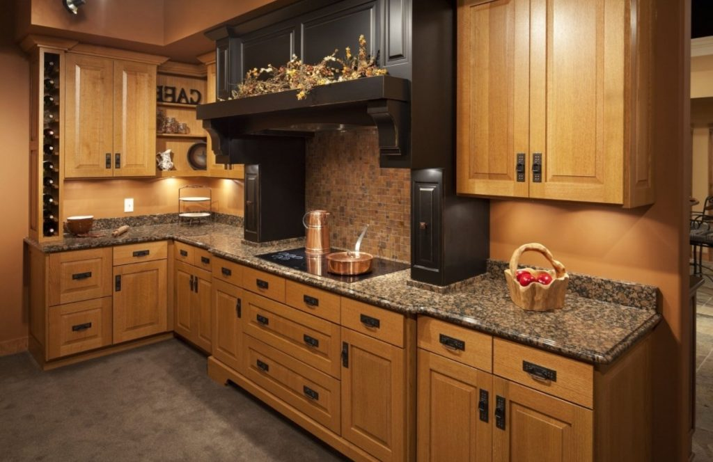 Craftsman Kitchen Decorating Ideas