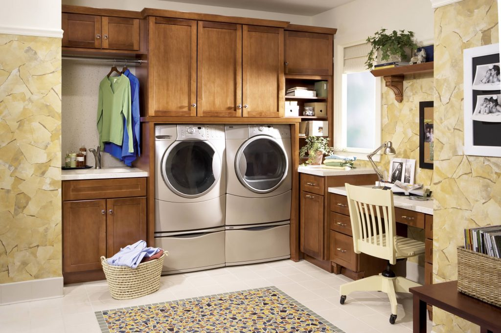 basement laundry room design  remodel  and makeover ideas Pinterest Home Laundry Rooms Pinterest Room Ideas