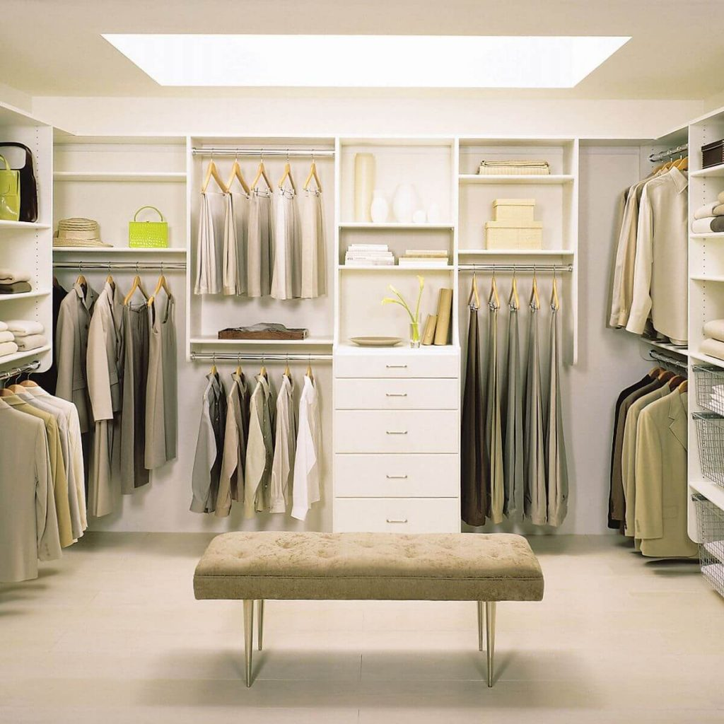 Custom Closet Ideas Designs: 37 Luxury Walk In Closet Design Ideas And Pictures