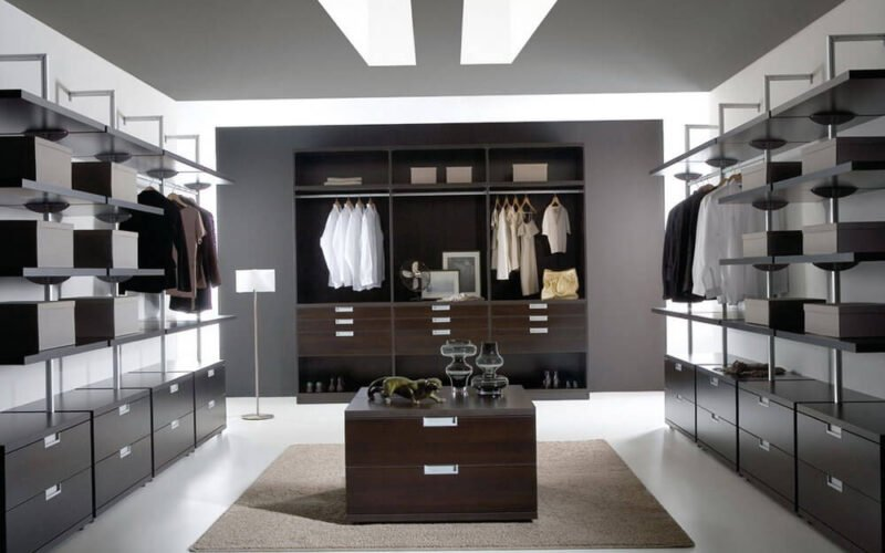 Luxury Walk In Closet Design Ideas and Pictures