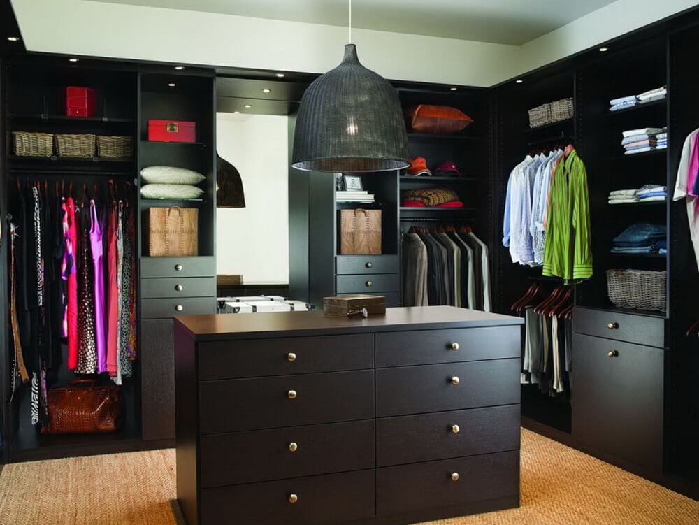 Walk In Closet: 28 Design Ideas Plus Decorating Tips