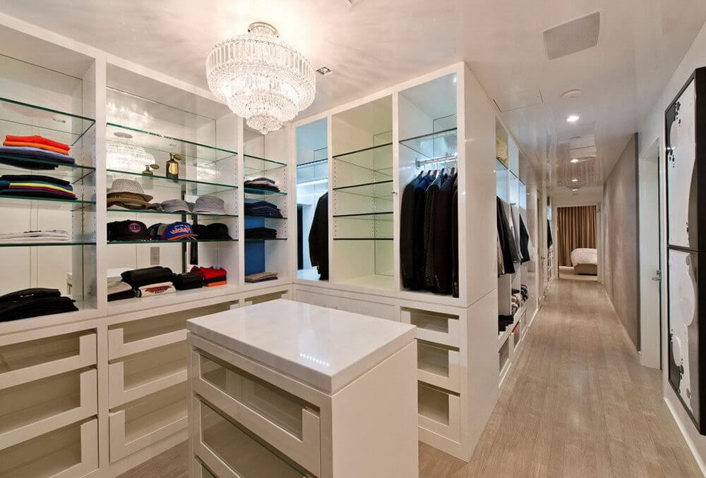 Walk In Closet 28 Design Ideas Plus