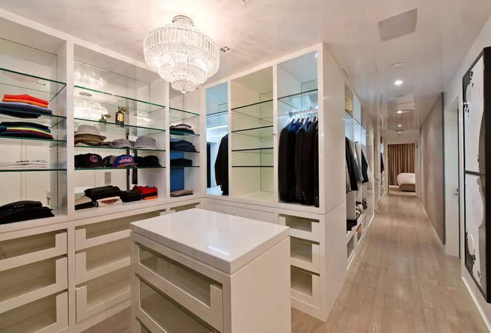high end closet systems