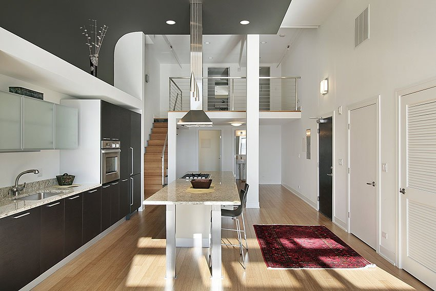 one wall kitchen designs the best 24 ideas of one wall kitchen layout and design 3689