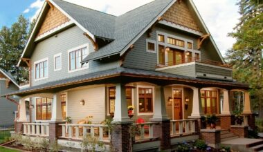 The Evolution of Exterior Color Scheme Trends in The Past