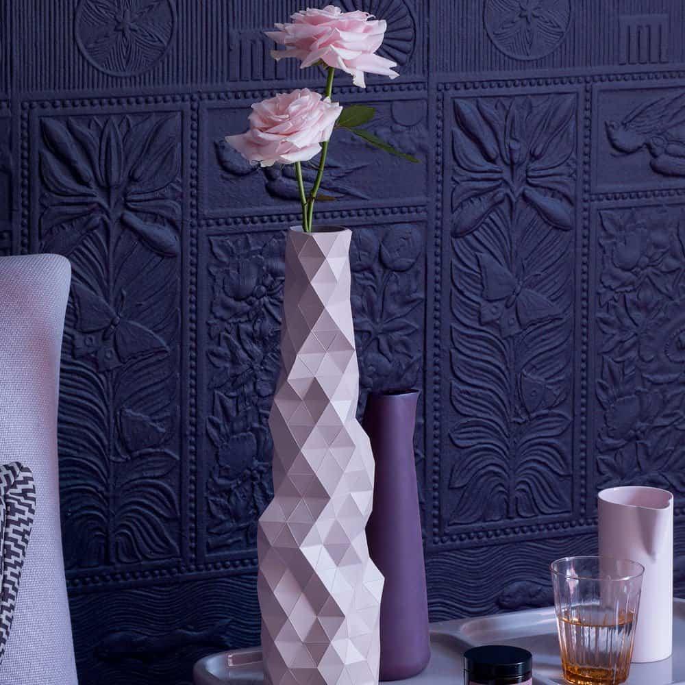 purple bedroom design accessories