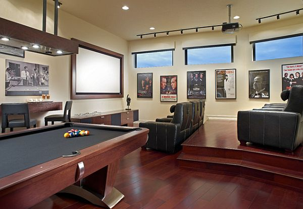 48 Most Extravagant Basement Rec Room Ideas Stunning Basement Rec Room Ideas