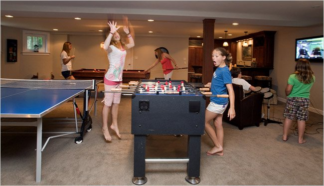 Recreational Room Ideas Design Picture Games Remodel