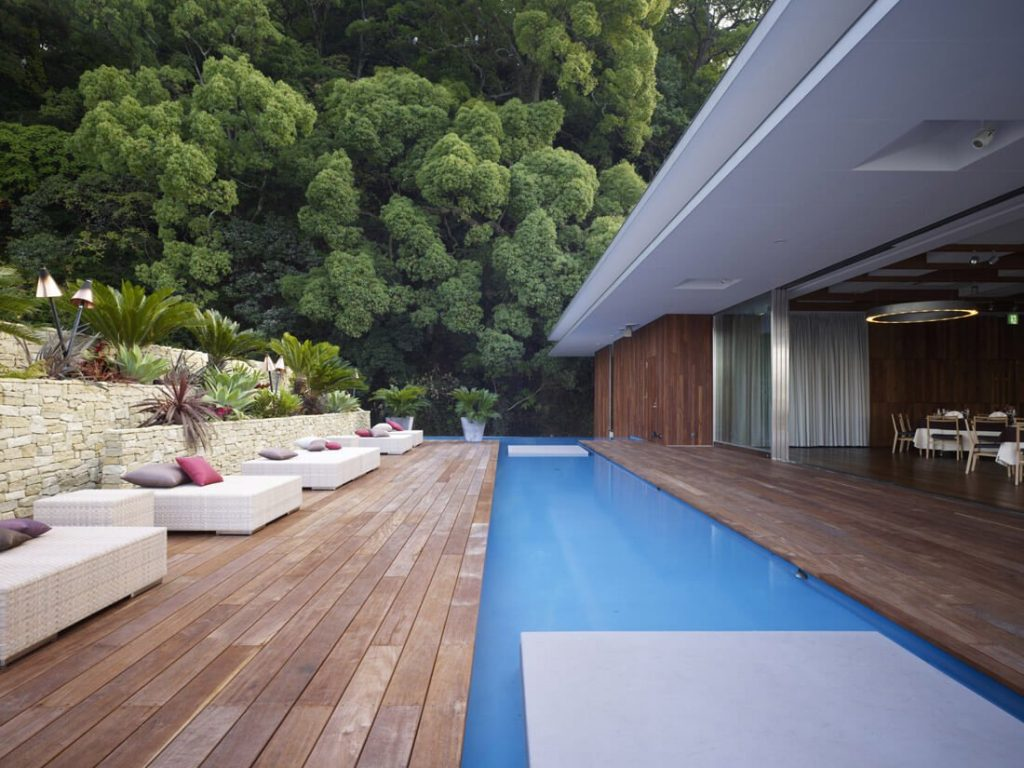 luxury indoor swimming pools