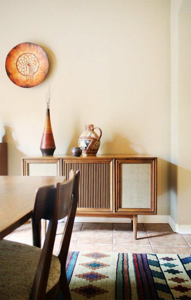 Southwestern Interior Design The Contemporary And