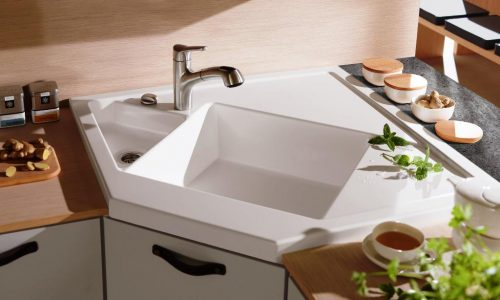 21 Corner Kitchen Sink Design Ideas for Your Perfect Home