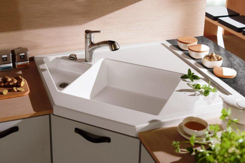 Corner Kitchen Sink 7 Design Ideas For Your Perfect Kitchen
