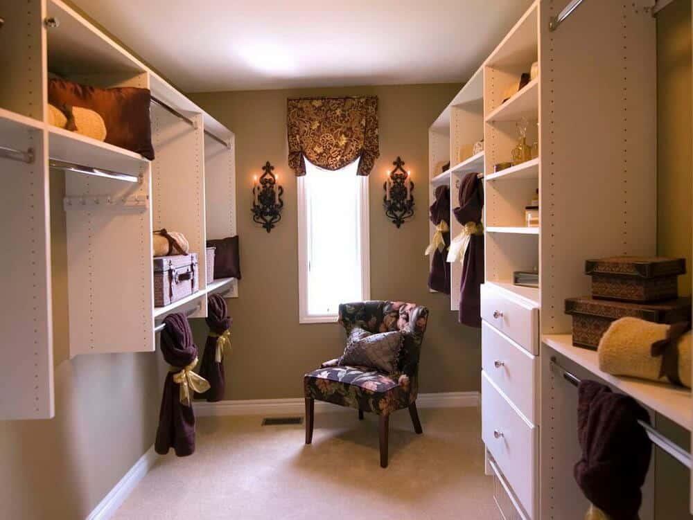 luxury closet organizers