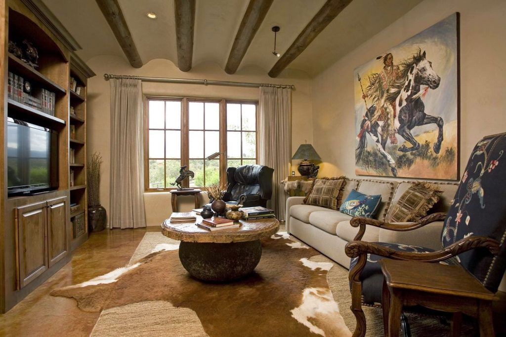 Southwestern Interior Design The Contemporary And Traditional Style