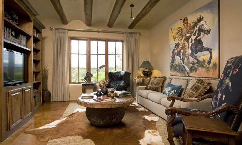 The Contemporary and Traditional Style of Southwestern Interior Design