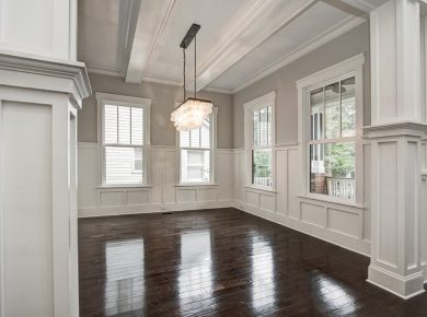 The Ultimate Guide To Choosing Baseboard Style &Amp; Material - Craftsman Style Molding Profiles
